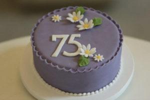 Aktive kvinder - 75års Jubilæumsfest