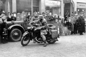 Modstandsmand under 2. verdenskrig @ Ilskov Forsamlingshus